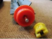 iRobot Roomba Replenish-Kit Hauptbürste, Seitenbürste, Gummilammelle und Filter