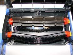 iRobot Roomba Replenish-Kit, zu 560 und 530, 3 Filter, 1 Haupt- und 1 Seitenbürste, 1 Gummilammelle